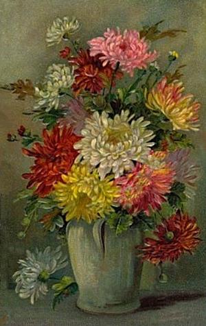 zinnia-bouquet